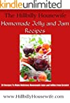 Homemade Jelly and Jam Recipes - 35 R...