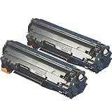 【2本セット】 CANON (キヤノン) CRG-337 ブラック  【互換トナーカートリッジ 】 印刷可能枚数:約2,400枚 (A4用紙・画像面積比5%で連続印刷したときの参考値) 対応機種:MF229dw/MF226dn/MF216n/MF224dw/MF222dw  インクのチップスオリジナル