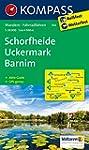 Schorfheide - Uckermark - Barnim: Wan...