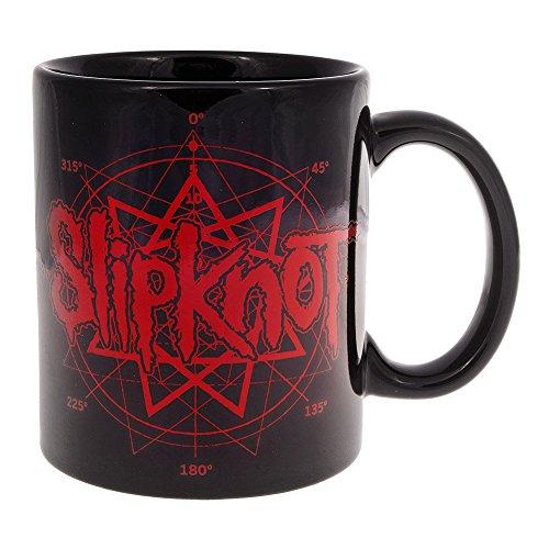Con Logo ufficiale Slipknot-Mini tazza, tazzina da caffè, in confezione regalo