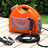 Nomad Orange Portable Washer, h20