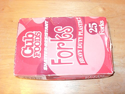 cub-foods-shatter-resistant-forks-heavy-duty-plastic-count-25