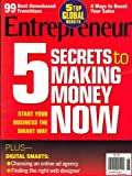 img - for Entrepreneur, June 2008 Issue book / textbook / text book