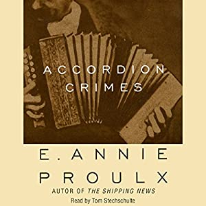 Accordion Crimes Audiobook