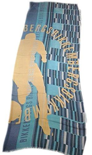 Bikkembergs Foulard unisex modal sciarpa shop 2017 regalo Natale pashmina 17677