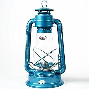Dietz #80 Blizzard Oil Burning Lantern (Blue)