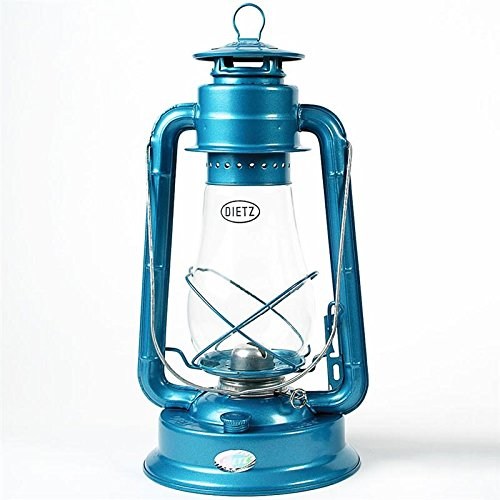 Dietz #80 Blizzard Oil Burning Lantern (Blue) (Camping Lantern Kerosene compare prices)