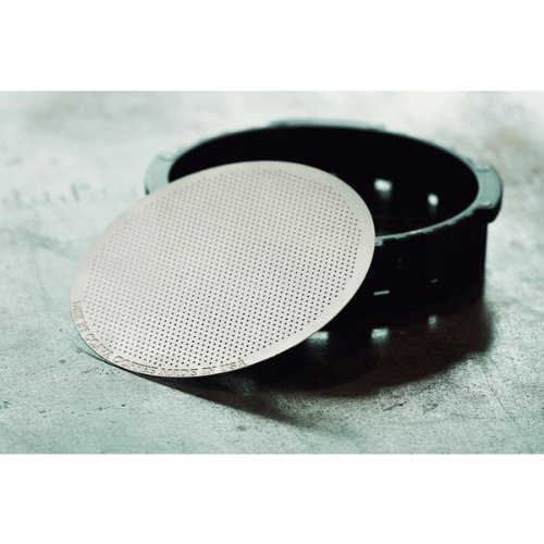 Stainless Steel Coffee Filter for use in AeroPress Coffee Maker