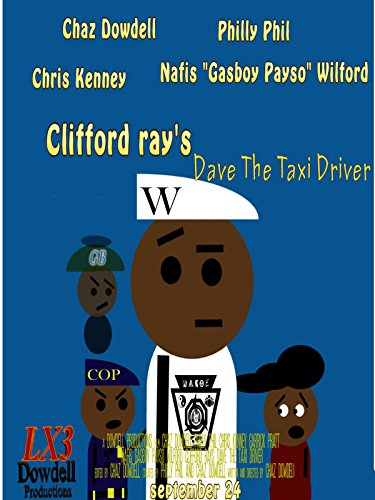 Clifford Ray's Dave the Taxi Driver