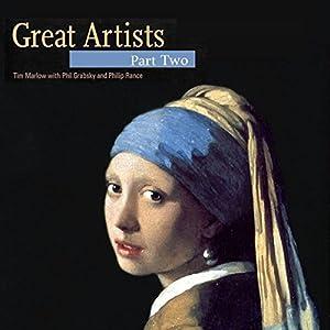 Great Artists Audiobook