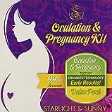 Para cama de matrimonio accesorios para cámaras Canon 50 ovulación y faja de maternidad de acuerdo con las pruebas realizadas. 40 LH + de 25 HCG de acuerdo con las pruebas para una mayor resistencia. Juego de ovulación quaden rechazó, ovulación de ac