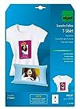 Sigel IP650 Paquet de 3 films A4 de transfert jet d'encre pour t-shirts clairs...