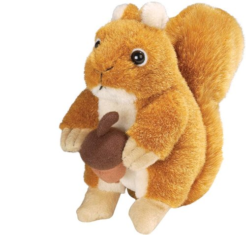 "Red Squirrel with Sound 5"" by Wild Repub"