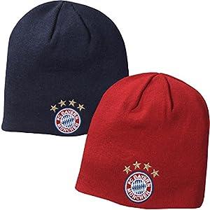 """Wendewoolie """"FC Bayern München"""" in rot/navy"""