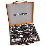 Truper Socket Wrench Set (Std & Mm) - 135 Pcs