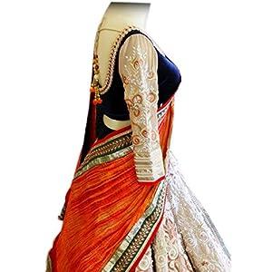 London Beauty Women's Bridal Lehenga Choli