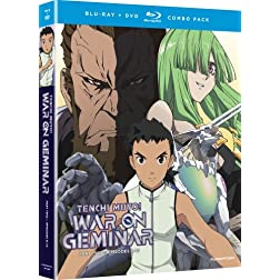 Tenchi Muyo! War on Geminar, Part 2 (Blu-ray/DVD Combo)