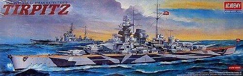 Academy 1/350 Tirpitz # 1456