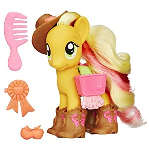 My Little Pony Fashion Style Applejack Figure