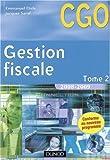 echange, troc Emmanuel Disle, Jacques Saraf - Gestion fiscale : Tome 2