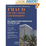 Colombo Hilton Hotel Construction Fraud on Sri Lanka Government: Sri Lanka's First Derivative Action In Law