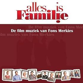 Alles is Familie (De film muziek van Fons Merkies)