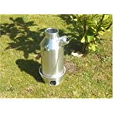 Ghillie Kettle for Outdoors Camping and Fishing 0.5 litreby Ghillie