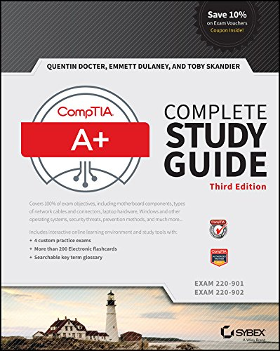 Download CompTIA A+ Complete Study Guide: Exams 220-901 and 220-902