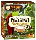 Natvia Norbu The Ancient Natural Sweetener,  40 Count