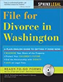 File for Divorce in Washington (Legal Survival Guides)