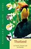 Thailand (Travellers Wildlife Guides)