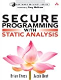 img - for Secure Programming with Static Analysis book / textbook / text book