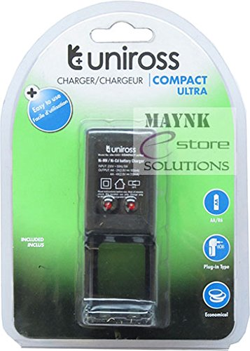 Uniross Compact Ultra Battery Charger