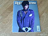 Rolling Stone Magazine (May 19, 2016) Prince Cover