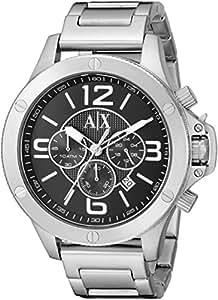 Armani Exchange Wellworn Analog Black Dial Men's Watch - AX1501