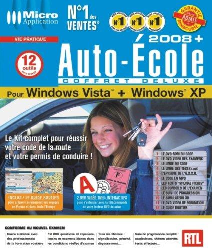 Auto-Ecole Coffret Deluxe 2008+
