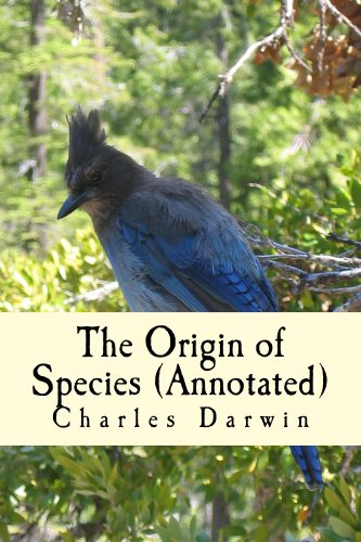 Charles Darwin - The Origin of Species (Annotated) (English Edition)