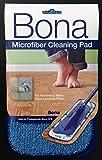Bona Three microplus Starfiber Flat Pads For 4X15 Mop by BONA LTD