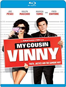 My Cousin Vinny [Blu-ray] (Bilingual) [Import]