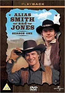Alias Smith and Jones: Series 1 [DVD]