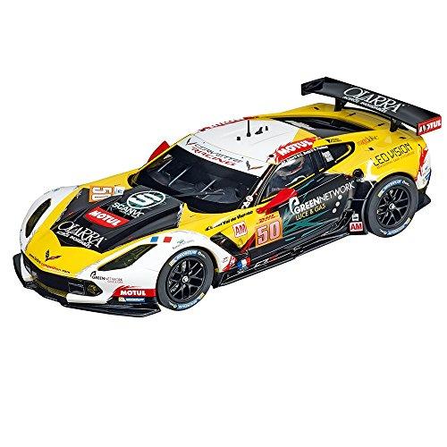 Digital-124-Chevrolet-Corvette-C7r-no50-124-Scale-Slot-Car