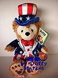独立記念日 2011 限定アンクルサムダッフィー WDWアメリカ限定 ディズニーワールド