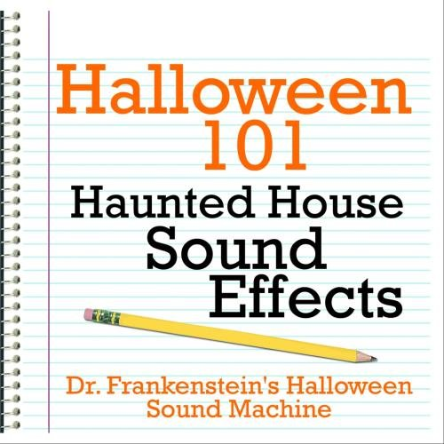 haunted house sound effects