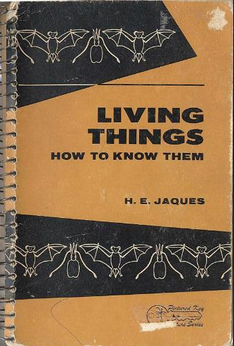 Living Things : How to Know Them
