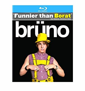 Bruno [Blu-ray] (Bilingual)