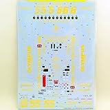 【TABU DESIGN/タブデザイン】1/20 ロータス TYPE 79 フルスポンサーデカール ※ハセガワ用