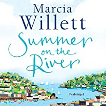 Summer on the River (       UNABRIDGED) by Marcia Willett Narrated by Deidre Rubenstein
