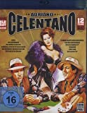 Adriano Celentano - Blu Ray Collection [Blu-ray]