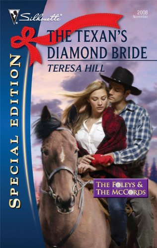 Image of The Texan's Diamond Bride (Silhouette Special Edition)