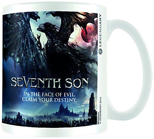 Seventh Son - Destiny tazza in ceramica in confezione regalo